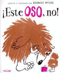 Libro IESTE OSO, NO!