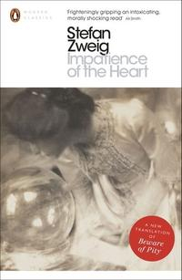 Libro IMPATIENCE OF THE HEART