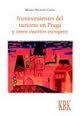 Libro INCONVENIENTES DEL TURISMO EN PRAGA