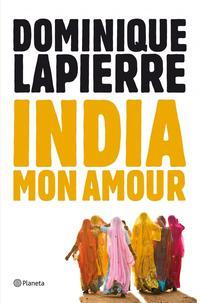 Libro INDIA, MON AMOUR