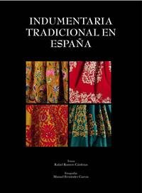 Libro INDUMENTARIA TRADICIONAL EN ESPAÑA