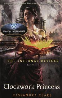 Libro INFERNAL DEVICES 3
