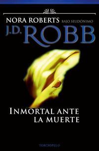 Libro INMORTAL ANTE LA MUERTE