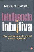 Libro INTELIGENCIA INTUITIVA