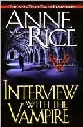 Libro INTERVIEW WITH THE VAMPIRE