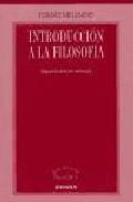 Libro INTRODUCCION A LA FILOSOFIA