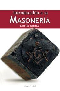 Libro INTRODUCCIÓN A LA MASONERÍA
