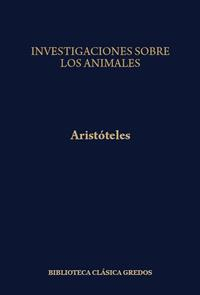 Libro INVESTIGACION SOBRE LOS ANIMALES