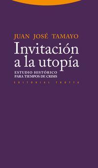 Libro INVITACION A LA UTOPIA