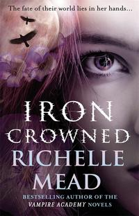 Libro IRON CROWNED