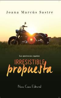 Libro IRRESISTIBLE PROPUESTA