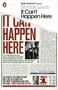 Libro IT CAN T HAPPEN HERE