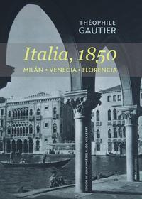 Libro ITALIA, 1850