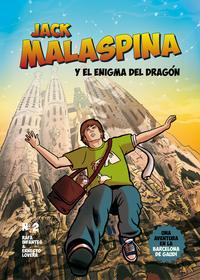 Libro JACK MALASPINA Y EL ENIGMA DEL DRAGON