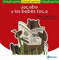 Libro JACOBO Y LOS BEBES FOCA