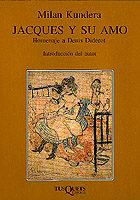 Libro JACQUES Y SU AMO