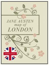 Libro JANE AUSTEN MAP OF LONDON
