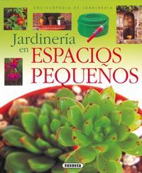 Libro JARDINERIA EN ESPACIOS PEQUEÑOS