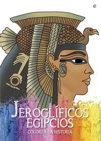 Libro JEROGLIFICOS EGIPCIOS