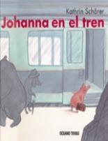 Libro JOHANNA EN EL TREN