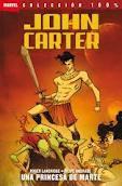 Libro JOHN CARTER: UNA PRINCESA DE MARTE
