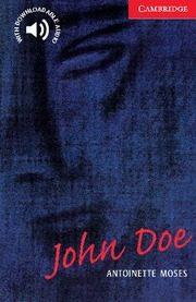 Libro JOHN DOE: LEVEL 1