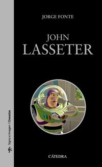 Libro JOHN LASSETER