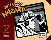 Libro JOHNNY HAZARD: DAILY STRIPS: 1944-1946