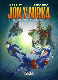Libro JON Y MIRKA