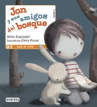 Libro JON Y SUS AMIGOS DEL BOSQUE