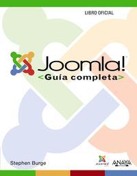 Libro JOOMLA!:GUIA COMPLETA