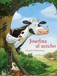Libro JOSEFINA AL ACECHO