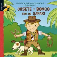 Libro JOSETE Y BONGO VAN DE SAFARI
