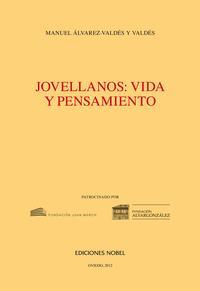 Libro JOVELLANOS: VIDA Y PENSAMIENTO