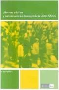 Libro JOVENES ADULTOS Y CONSECUENCIAS DEMOGRAFICAS 2001-2005