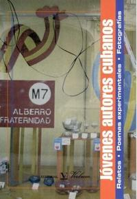 Libro JOVENES AUTORES CUBANOS