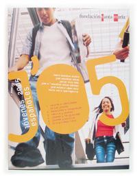 Libro JOVENES ESPAÑOLES 2005