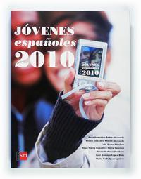 Libro JOVENES ESPAÑOLES 2010