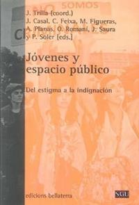Libro JOVENES Y ESPACIO PUBLICO