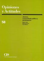 Libro JOVENES, CONOCIMIENTO POLITICO Y PARTICIPACION