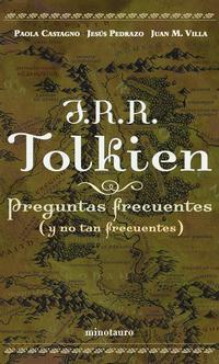 Libro JRR TOLKIEN: PREGUNTAS FRECUENTES