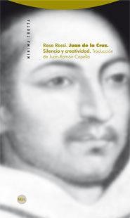 Libro JUAN DE LA CRUZ: SILENCIO Y CREATIVIDAD