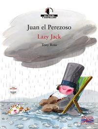 Libro JUAN EL PEREZOSO = LAZY JACK