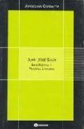 Libro JUAN JOSE SAER: ARTE POETICA Y PRACTICA LITERARIA
