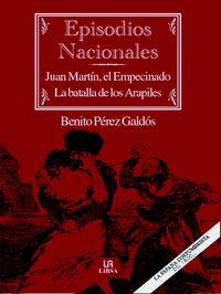 Libro JUAN MARTIN EL EMPECINADO. LA BATALLA DE LOS ARAPILES