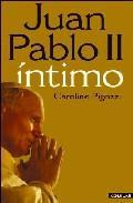 Libro JUAN PABLO II INTIMO