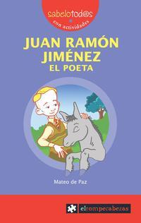 Libro JUAN RAMON JIMENEZ EL POETA