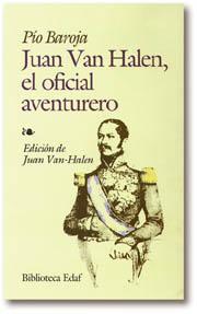 Libro JUAN VAN HALEN, EL OFICIAL AVENTURERO