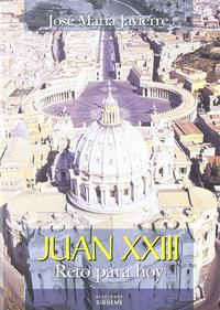 Libro JUAN XXIII. RETO PARA HOY
