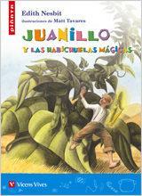 Libro JUANILLO Y LAS HABICHUELAS MAGICAS
